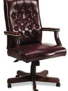 9701 Traditional Swivel Chair