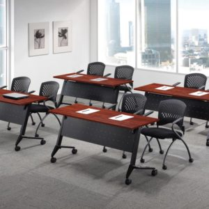 PL Flip Top Training Tables – Deluxe