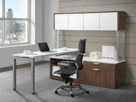 Elements L-Shape Desk – Suite PLT1