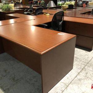 National Furniture U-Shape Office Desk