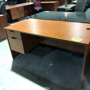 Single Pedestal Office Desks