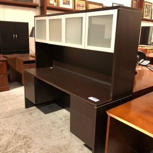 Hutch for Office Desks (used)
