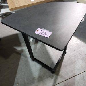 Grey Corner Table (used)