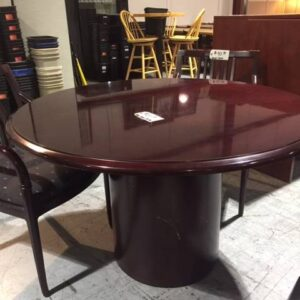 Conference Table – Round (used)