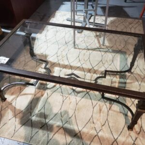 Glass Coffee Table Rectangle