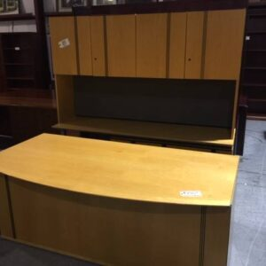 Oak Desk Set (used)