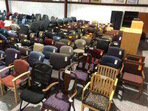 used seating superior office services chairs nashville