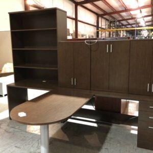 Espresso Partners Office Desk (used)