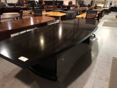 used conference table espresso finish Nashville, TN