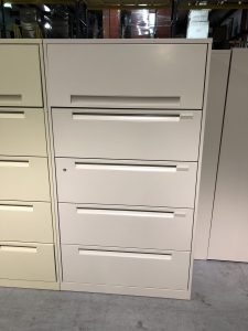 Filing Cabinet 5 Drawer (used)