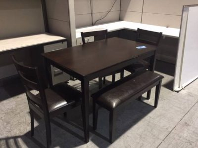 dining set used superior office services nashville