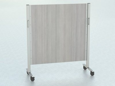 Mobile Divider COVID-19 Office Furniture Protection
