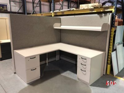 Steelcase Answer Cubicles from Superior Office Services